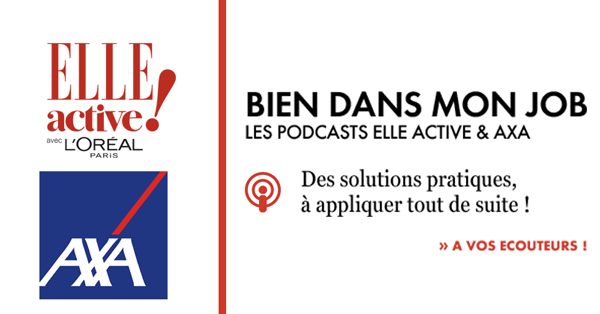 Podcast AXA ELLE Active