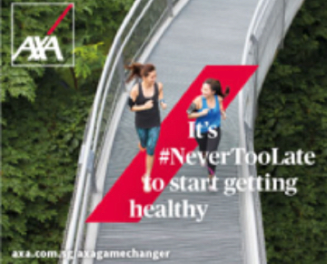 Partnering with the Community for a Healthier Singapore: The AXA Health challenge
