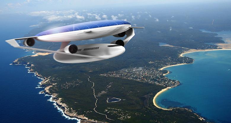 Energie solaire, l'avenir du transports aériens ? - Aéro Liner